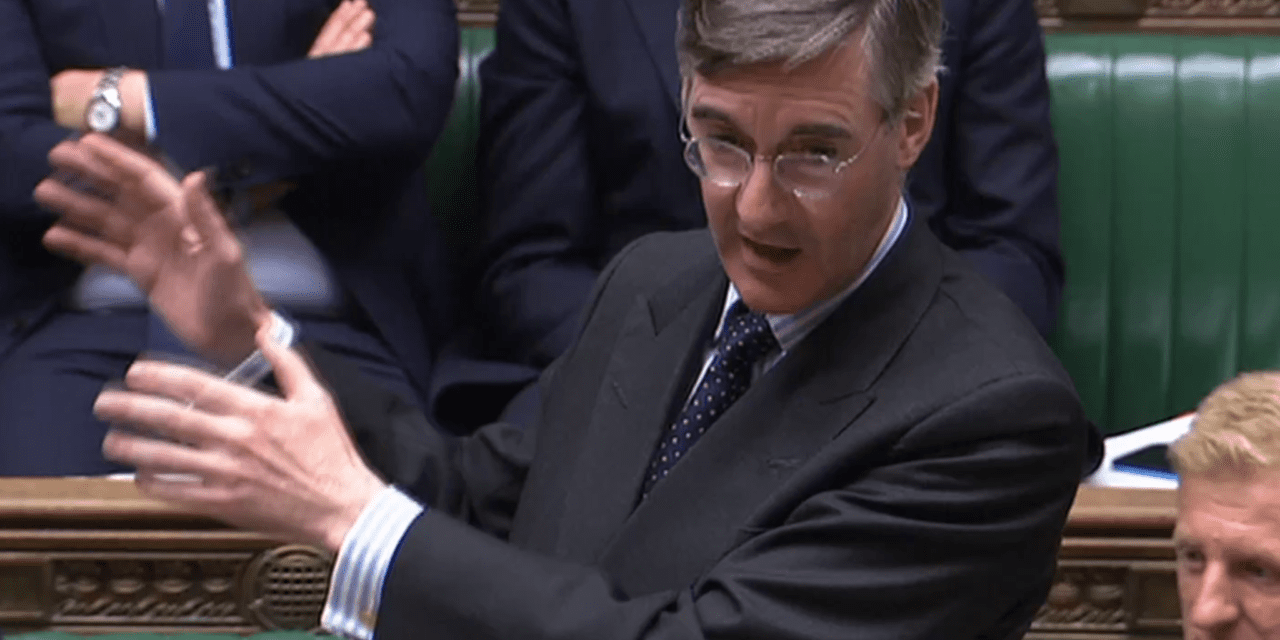Opinion: Jacob Rees-Mogg's antisemitic dog-whistle shows he is unfit to serve
