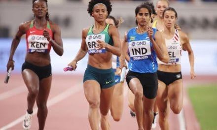 India blended relay group completes 7th at Sports Worlds last|Sports News, The Indian Express