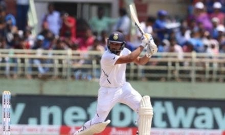 Rohit Sharma showed he was mentally ready for Test opener role: VVS Laxman – Sports News