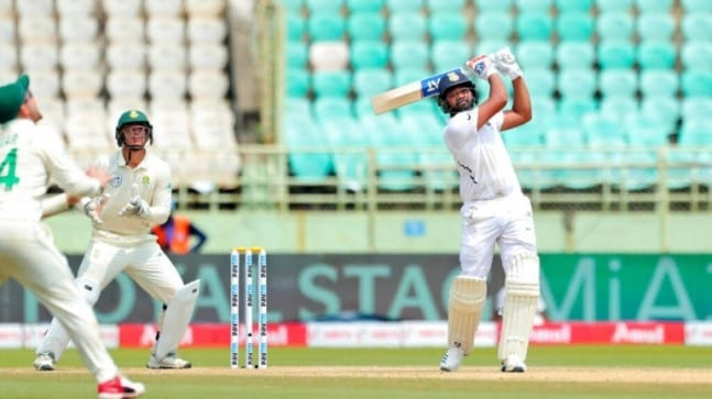 India vs South Africa, 1st Test stat pack: Six-fest, Rohit's twin hundreds and also peerless Ashwin – Sports Information