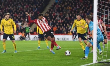 Lys Mousset's singular goal helps Sheffield United shock Collection|Sports Information, The Indian Express