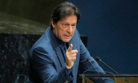 Celebrities honour PM Imran Khan's revolutionary speech