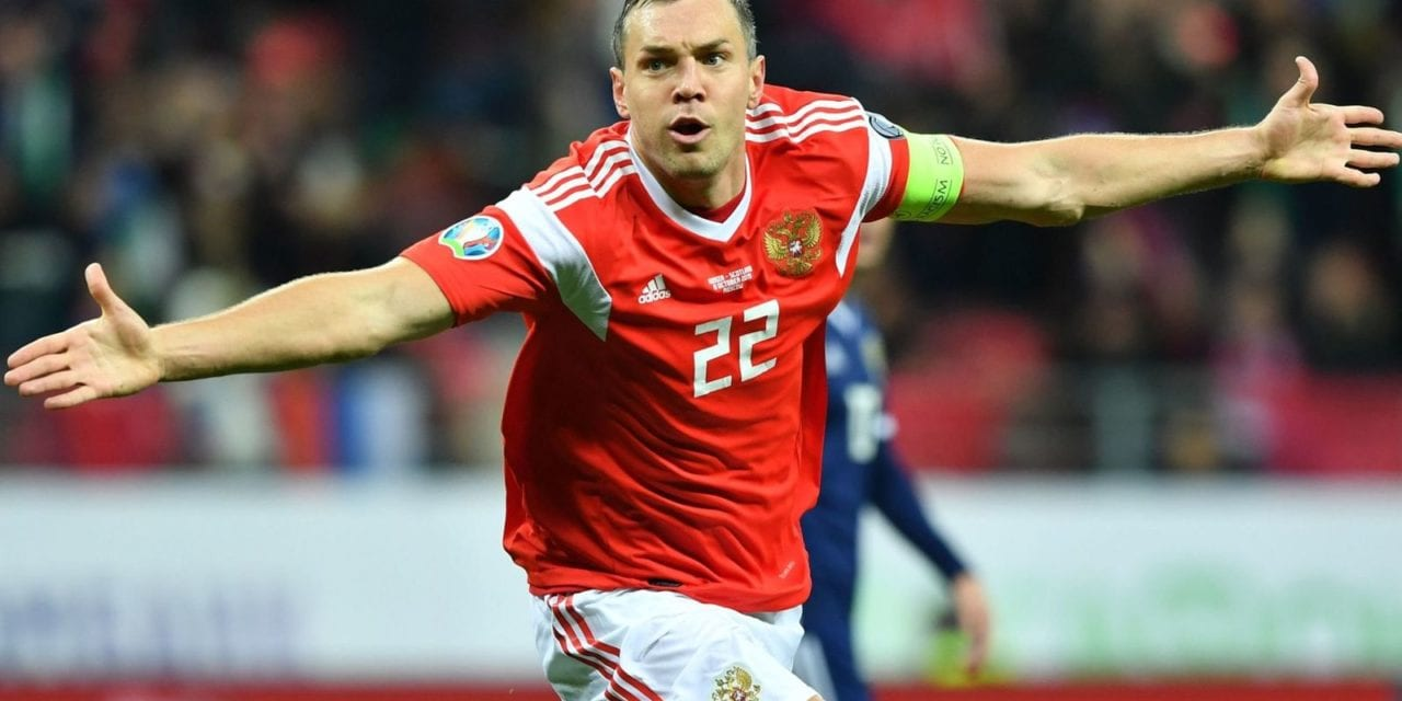 Match Report – Russia 4 – 0 Scotland | 10 Oct 2019