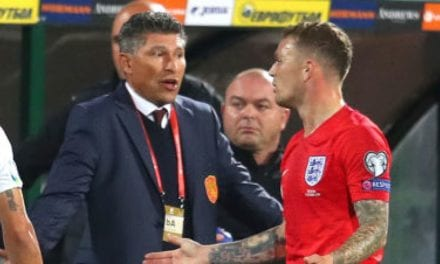 Bulgaria manager Krasimir Balakov 'didn't hear' racist chants from fans during England game | Football News | Sky Sports
