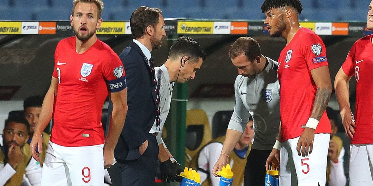 England debated walking off after racist abuse in Bulgaria, admits Gareth Southgate | Football News | Sky Sports