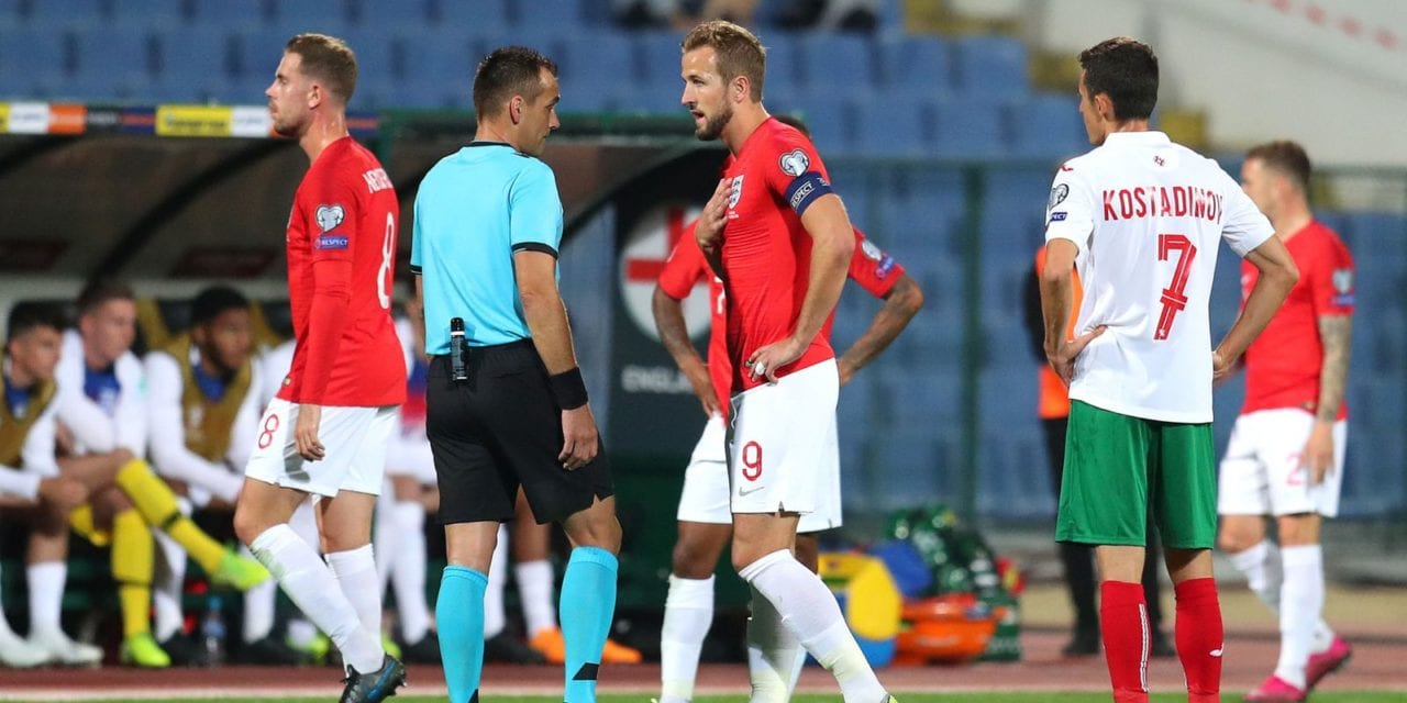 England players suffer racist abuse in Bulgaria   Football News   Sky Sports