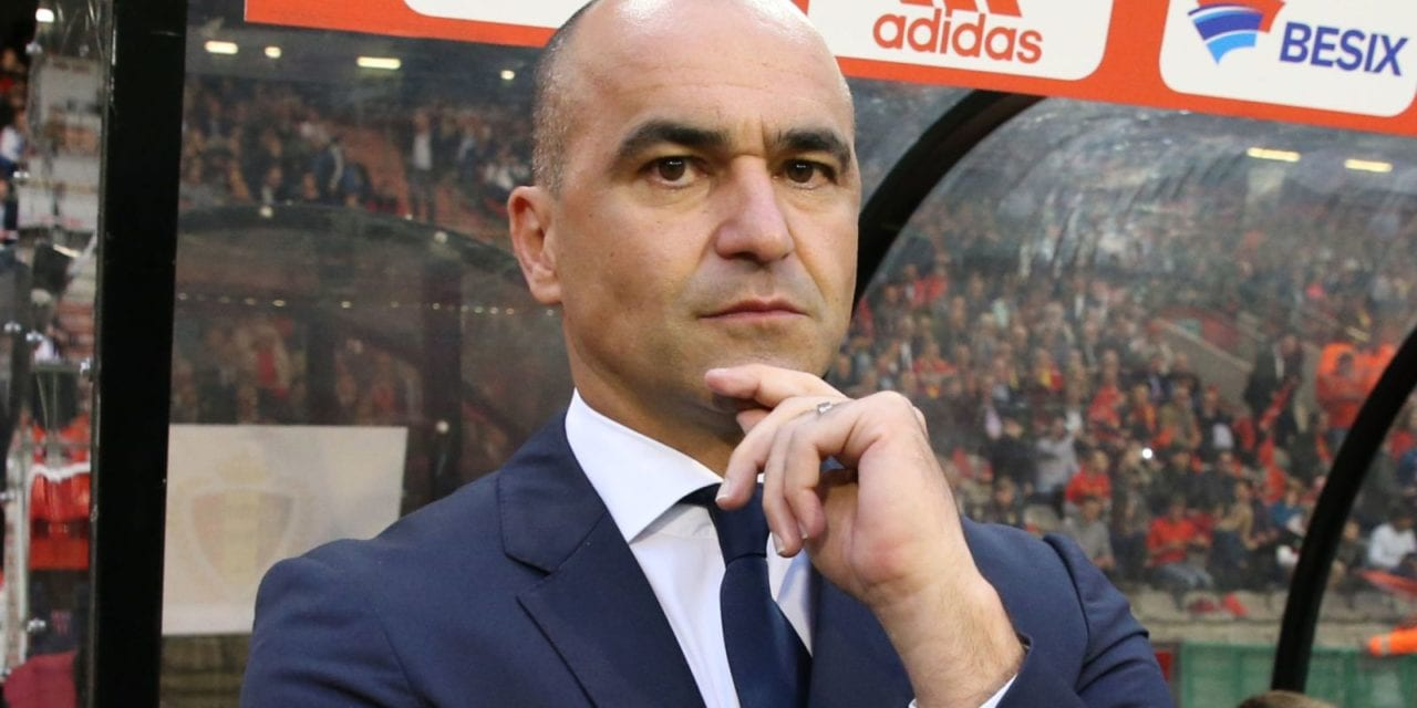 Roberto Martinez says Belgium will be 'proactive' in their approach to stopping racism | Football News | Sky Sports