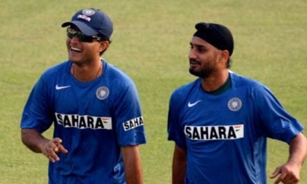 Required you sustain: BCCI president Sourav Ganguly responds to Harbhajan Singh's congratulatory message – Sports Information
