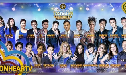 "24 Celebrities Complete in Scandal Sheet of ""Tawag Ng Tanghalan"" on ""It's Showtime"""