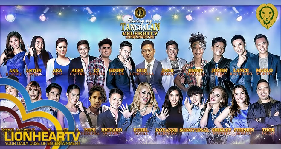 """24 Celebrities Complete in Scandal Sheet of """"Tawag Ng Tanghalan"""" on """"It's Showtime"""""""