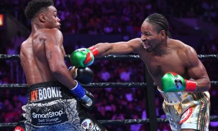 Spence-Porter another reminder of the importance of unifications > Latest World Sports News