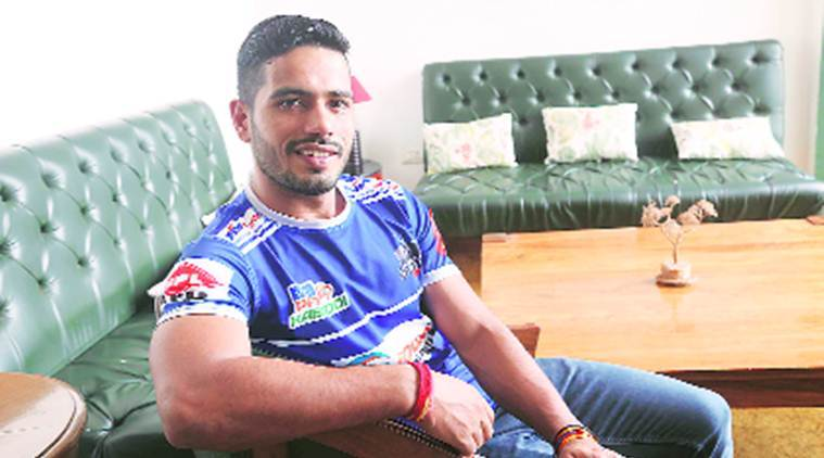 Pro Kabaddi league: As Kandola makes a strong comeback, Haryana steelers eye spot in Semis | Sports News, The Indian Express