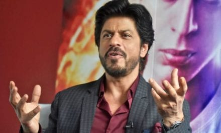 Shah Rukh Khan's episode with David Letterman to be telecast on October 25 | Celebrities News – India TV
