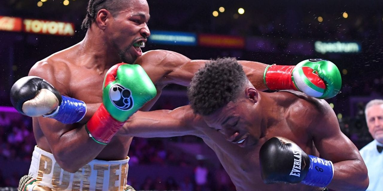 Top takeaways from Spence-Porter > Latest World Sports News