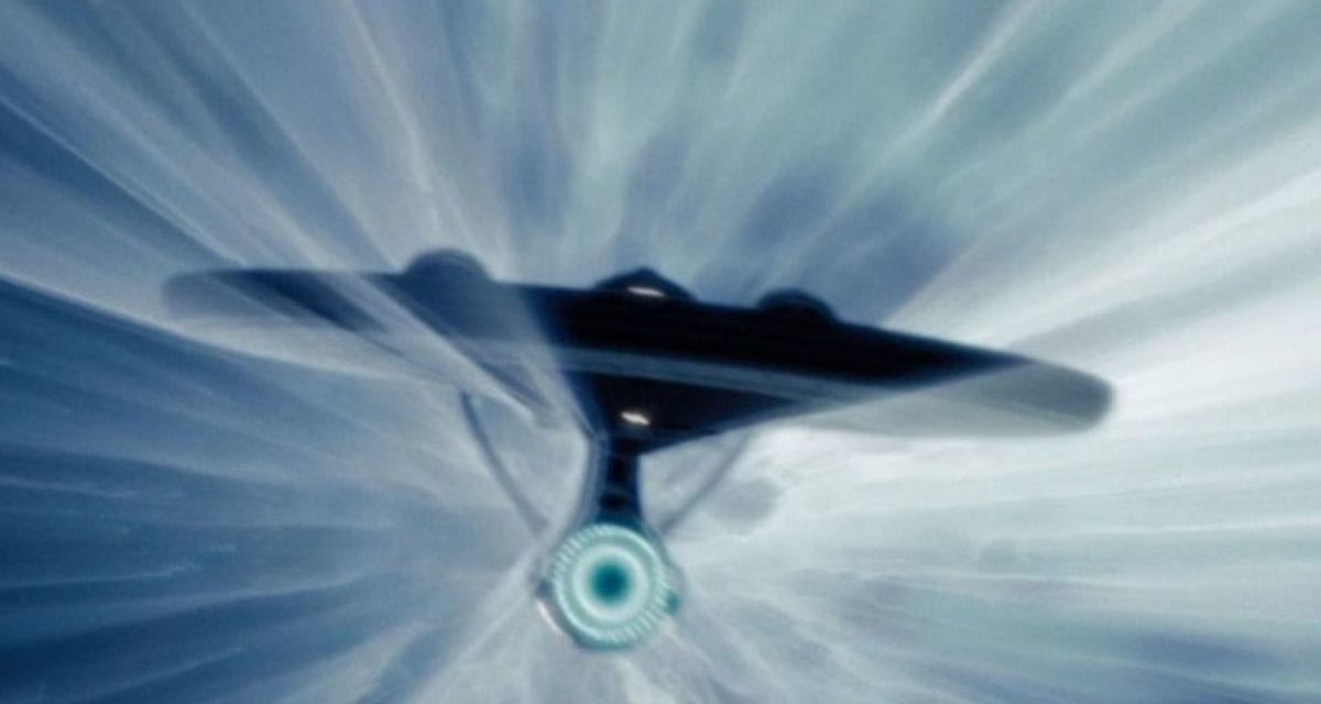 Engage: A Trek-style warp drive just became a bit less impossible