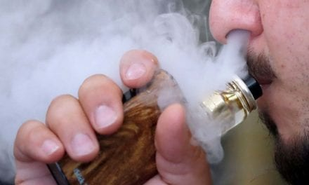 Vaping 'linked to 200 health problems in UK including pneumonia'