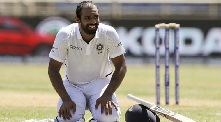 Having proved overseas mettle, Hanuma Vihari excited to play first Test in India | Sports News, The Indian Express
