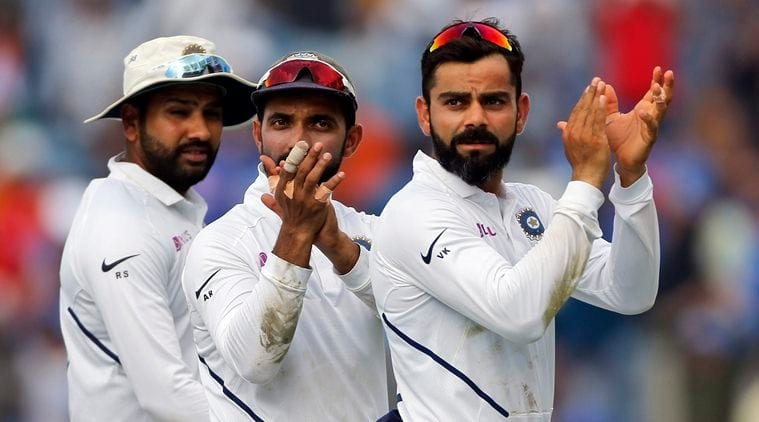 After empty stands at Ranchi, Virat Kohli wants India to have just five Test centres   Sports News, The Indian Express