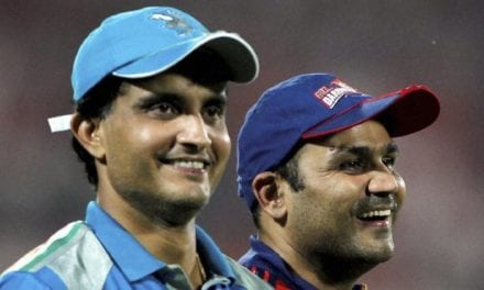 Sehwag on Ganguly: 'Dada listened to everyone but did what he thought was right, this is great leadership' | Sports News, The Indian Express