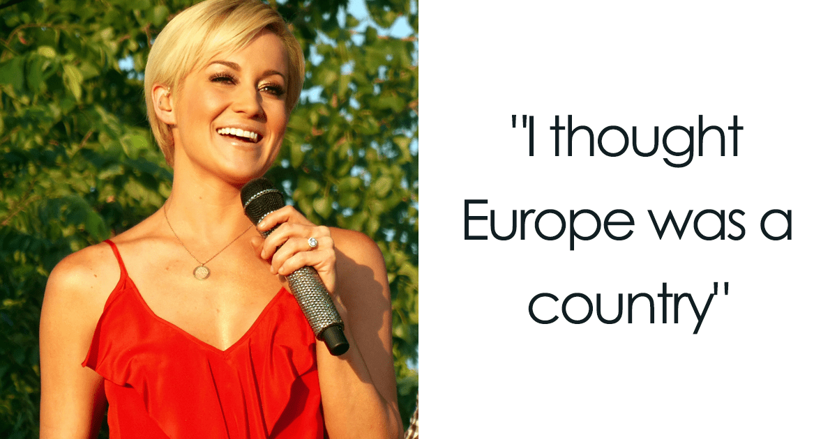 27 Dumb Quotes Celebrities Would Like You To Forget