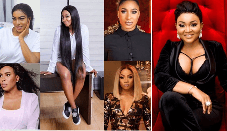 10 Divorced female Nigerian celebrities that are yet to find love again (With Pictures) | Theinfong