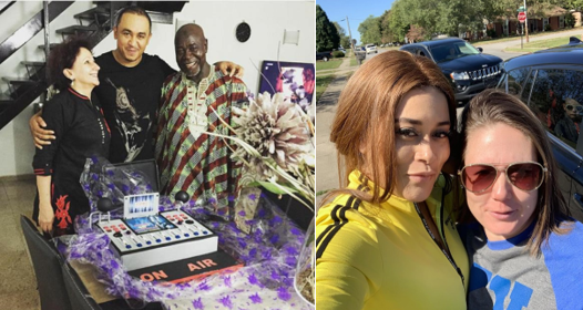 10 Famous Nigerian Celebrities who are of mixed race (With Pictures) | TheinfoNG