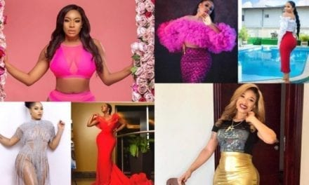 10 Nigerian female celebrities who have had plastic surgery – We have a new comer! (Photos) | Theinfong