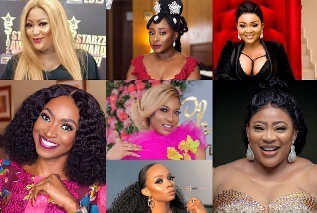 10 Divorced Female Nigerian Celebrities who are yet to Find Love Again – PlugTimes.com