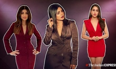 Ace the blazer dress trend by taking cues from B-Town celebrities | Lifestyle News, The Indian Express