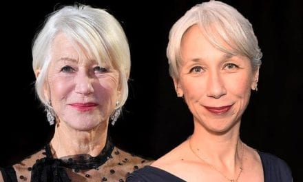 Helen Mirren 'flattered' to look like Keanu Reeves's girlfriend | Daily Mail Online