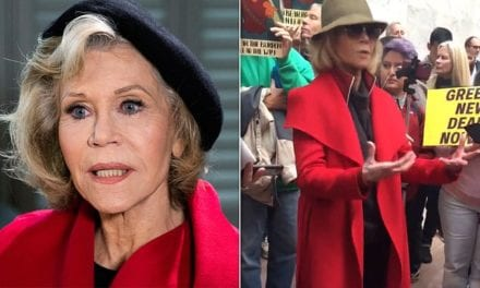 Jane Fonda says her 'famous' red coat is the last garment she will buy|Daily Mail Online