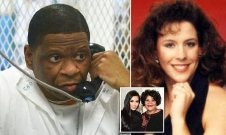 Death row inmate Rodney Reed lives 'one day at a time' as celebrities work to delay his execution | Daily Mail Online