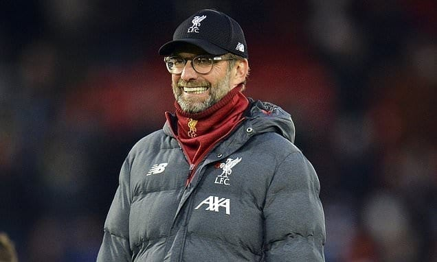 SPORTING ACTIVITIES SCHEDULE: Jurgen Klopp takes organizing battle to UEFA while families are torn off at Wembley|Daily Mail Online