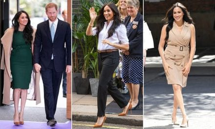Meghan is called as 2019's most powerful cabinet, surpassing Kylie Jenner as well as Cardi B|Daily Mail Online