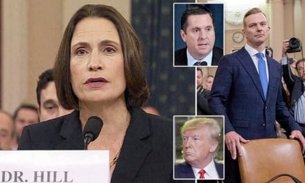 Fiona Hill attacks Trump's defenders in impeachment testimony | Daily Mail Online