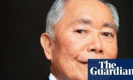 George Takei: 'My dream dinner event? My associates from Celebrity Trip, with one exemption'|Life and also design|The Guardian