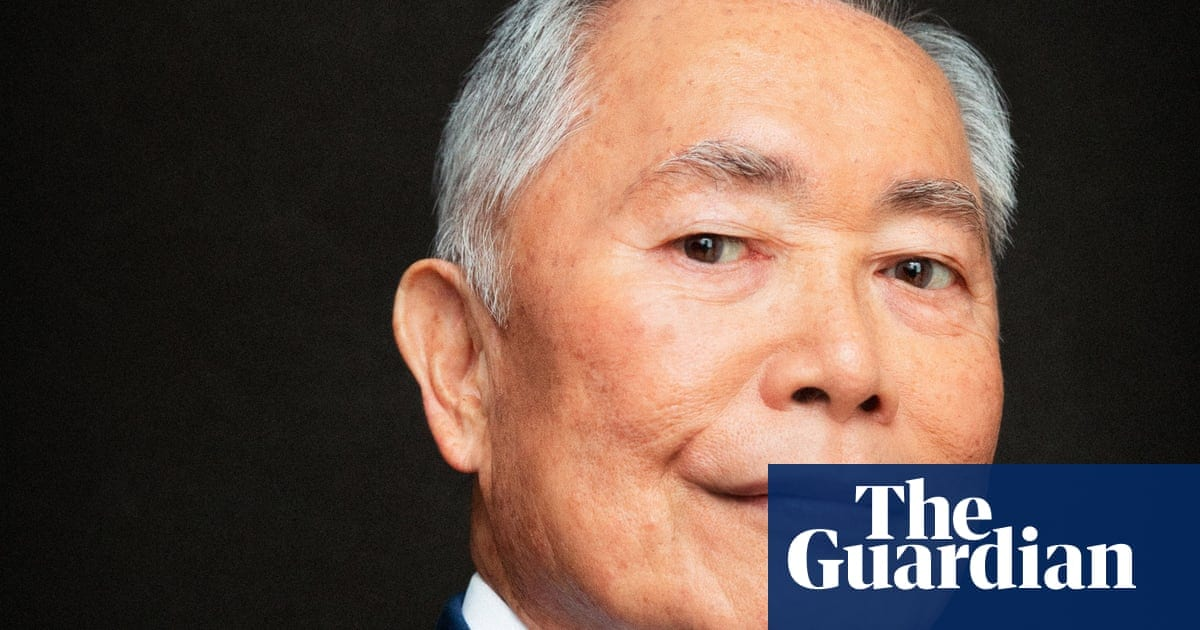 George Takei: 'My dream dinner event? My associates from Celebrity Trip, with one exemption' Life and also design The Guardian