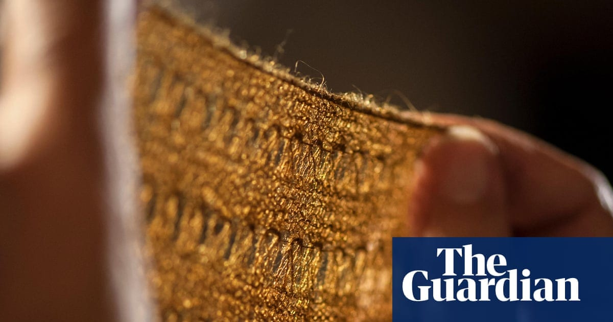 Sea silk: the world's most exclusive textile is being auctioned this week | Fashion | The Guardian