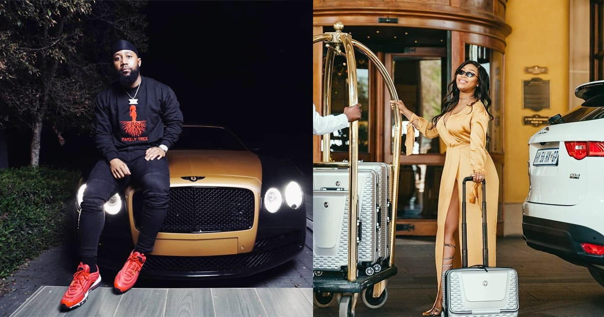 See the top 10 cars of South Africa's celebrities