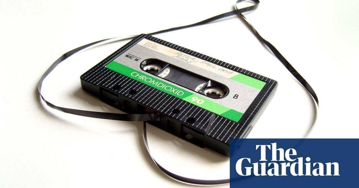 Back in the loop: why cassette tapes became fashionable again | Music | The Guardian