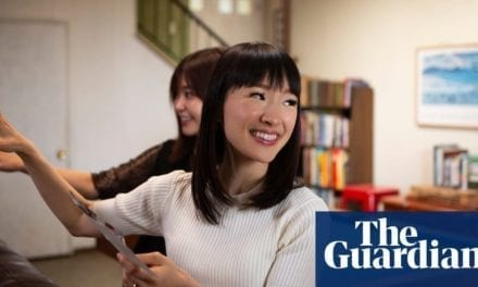 Marie Kondo sparks consternation with online homeware store | Life and style | The Guardian
