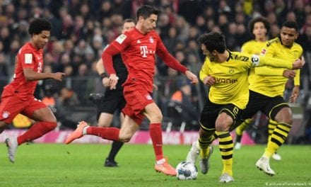 Bayern′s humiliation of Dortmund shows the value of change   Sports  German football and major international sports news   DW   09.11.2019