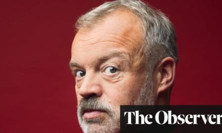 Graham Norton: 'Getting stabbed gave me real perspective on life' | Life and style | The Guardian