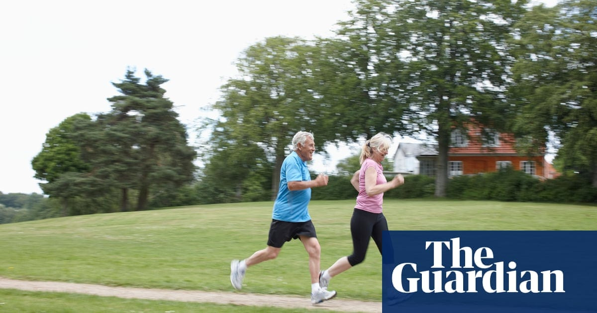 Any amount of running reduces risk of early death, study finds | Life and style | The Guardian