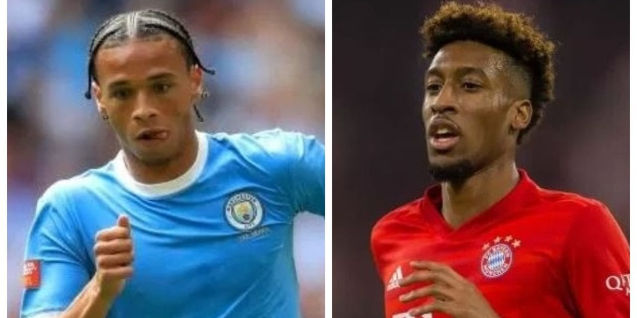 Man City keeping tabs on Bayern celebrity as Leroy Sane substitute