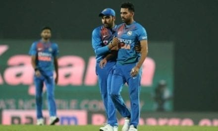 Deepak Chahar's hat-trick helps India win T20I collection vs Bangladesh – Sports Information