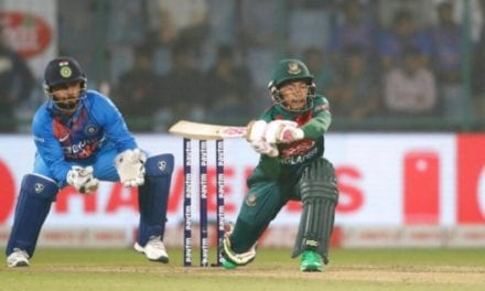 1st T20I: Mushfiqur Rahim, Soumya Sarkar help Bangladesh stun India by 8 wickets – Sports News