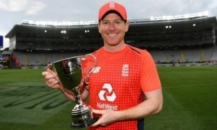 England beat New Zealand on very over after tie to win T20 series 3-2 – Sports News