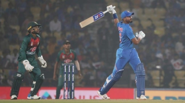 Rohit's pep-talk got us encouraged to win the suit, claims Shreyas Iyer – Sports News