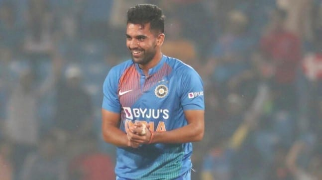 Deepak Chahar credits Rohit Sharma for giving him confidence to bowl crucial overs – Sports News